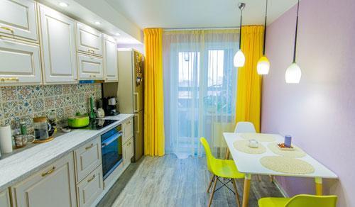 Ремонт квартир в новостройках в Видном, Подольске, Домодедово под ключ